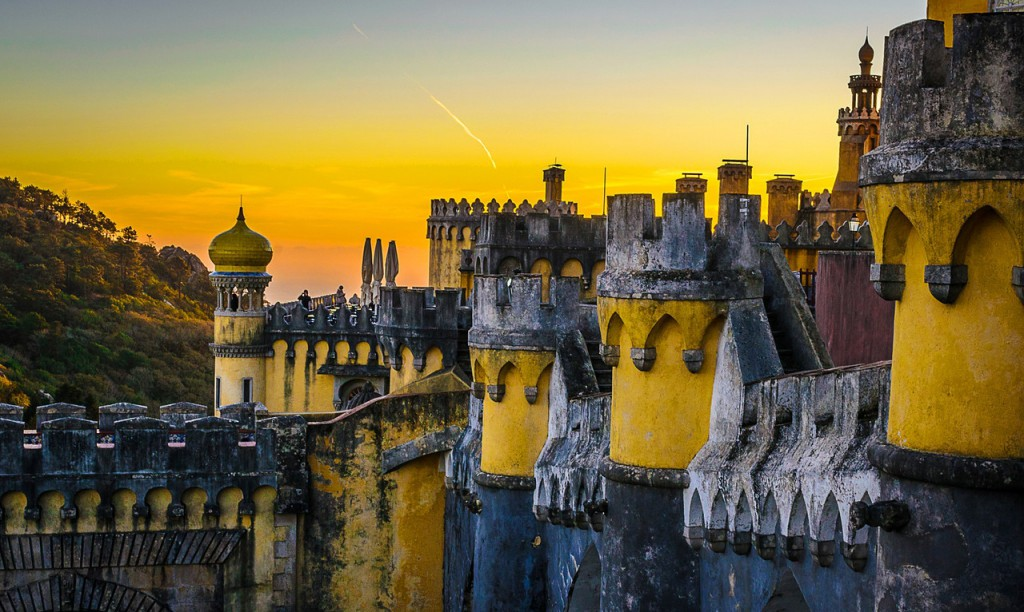 Portugal Sintra Pena Palace Photography 3 By Messagez.com